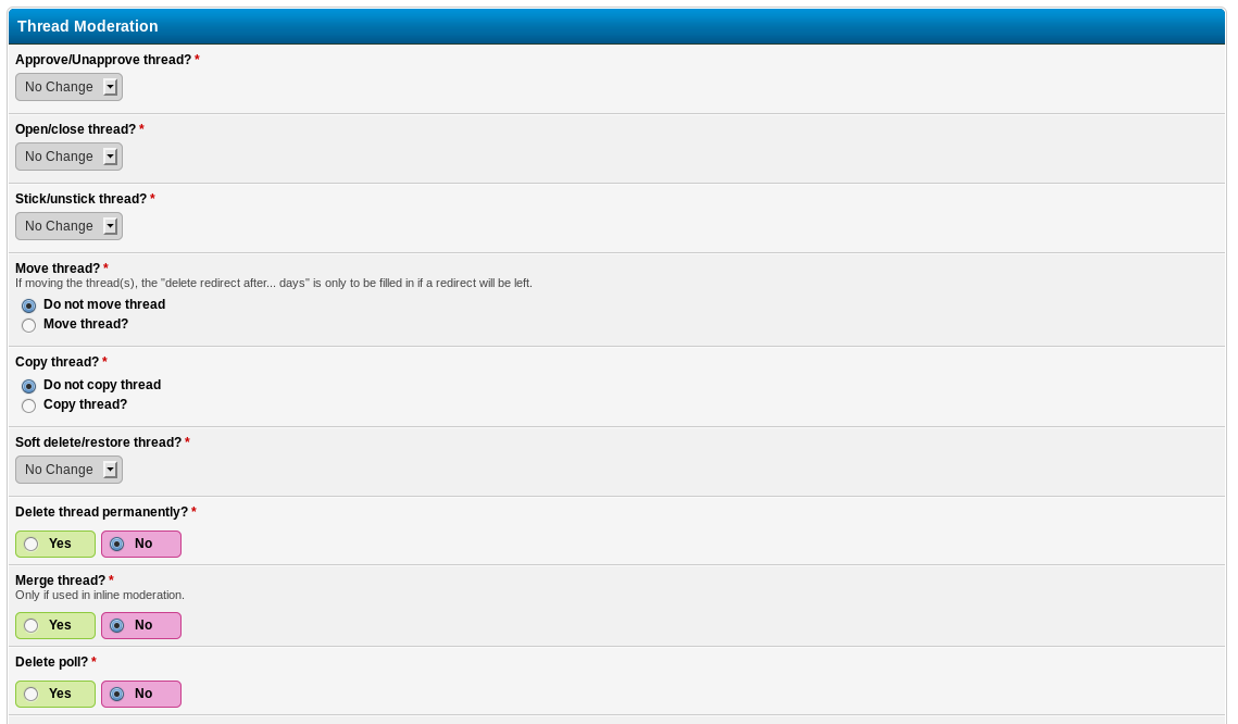 MyBB Admin Control Panel (Add Thread Tool)